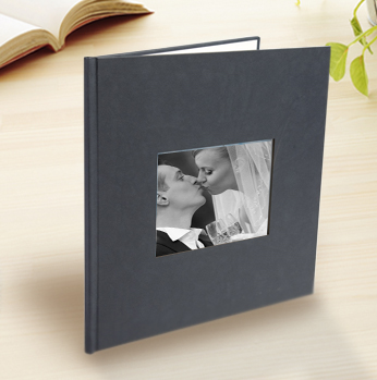 Photo album for custom home decor