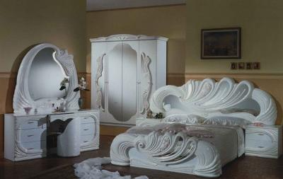 This is the lovely furniture set I gave mny daughter and how her bedroom looks with it...