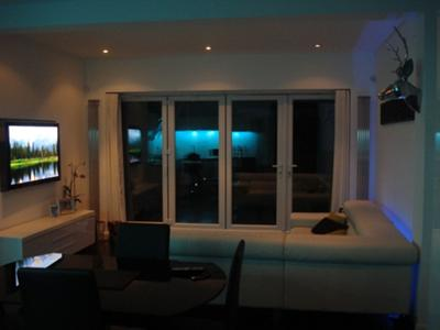 My most recent lounge, London